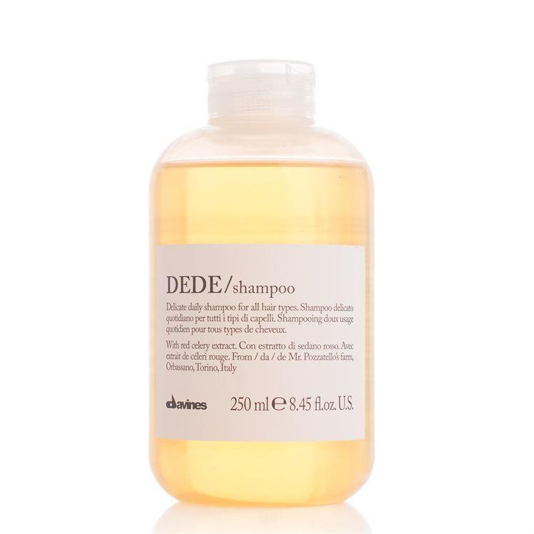 Davines DEDE Delicate Ritual Shampoo (Fine & Stressed Hair) 250 ml