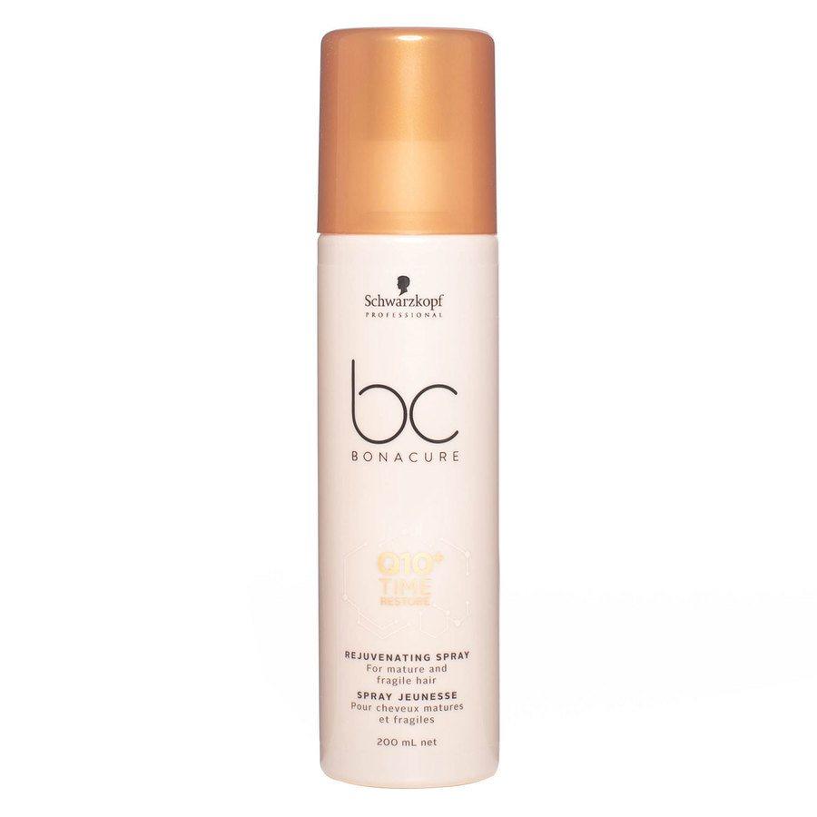 Schwarzkopf BC Bonacure Q10+ Time Restore Rejuvenating Spray 200 ml
