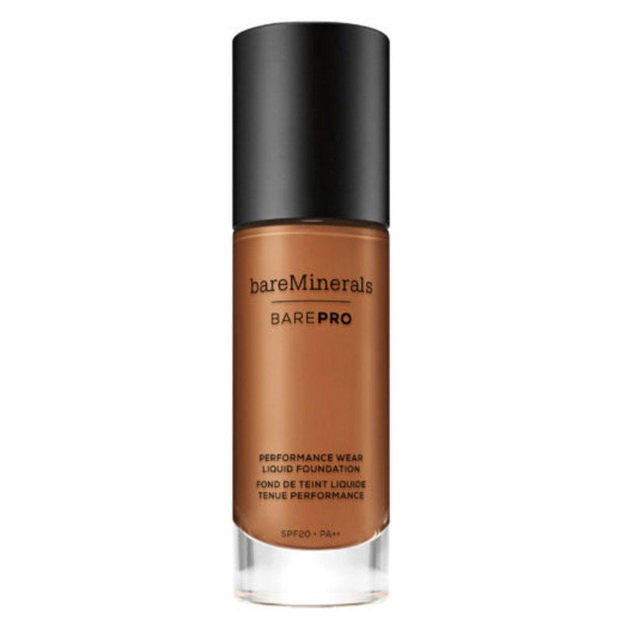 bareMinerals barePro Performance Wear Liquid Foundation SPF20 30 ml ─ #25 Cinnamon