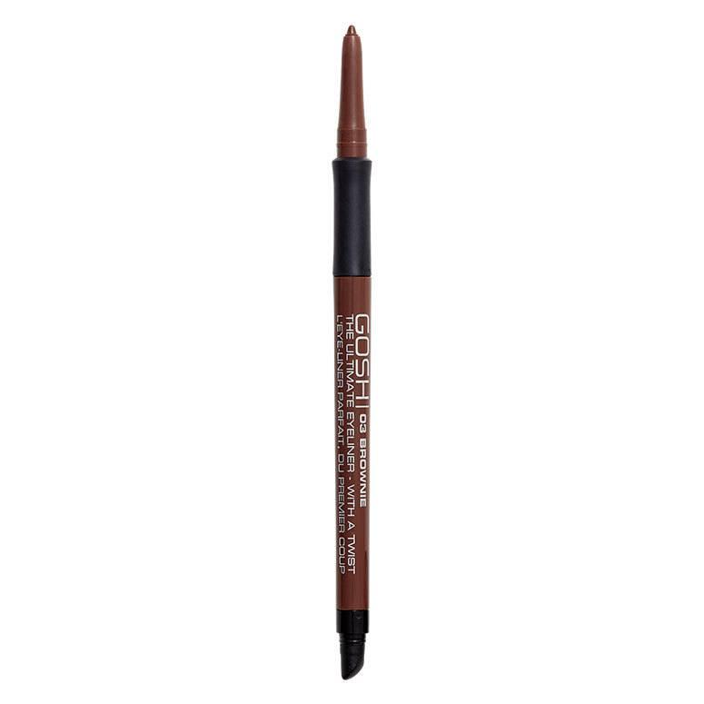 GOSH The Ultimate Eye Liner 0,4 g ─ 03 Brownie