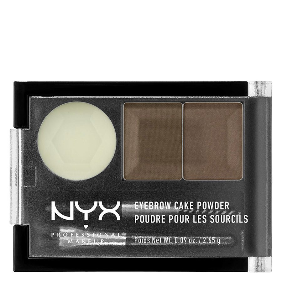 NYX Professional Makeup Eyebrow Cake Powder – Taupe/Ash 2,65g