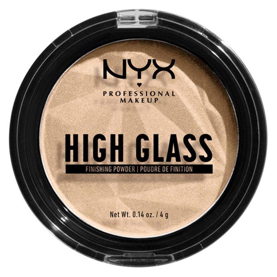 NYX Professional Makeup High Glass Finishing Powder 4 g – Light