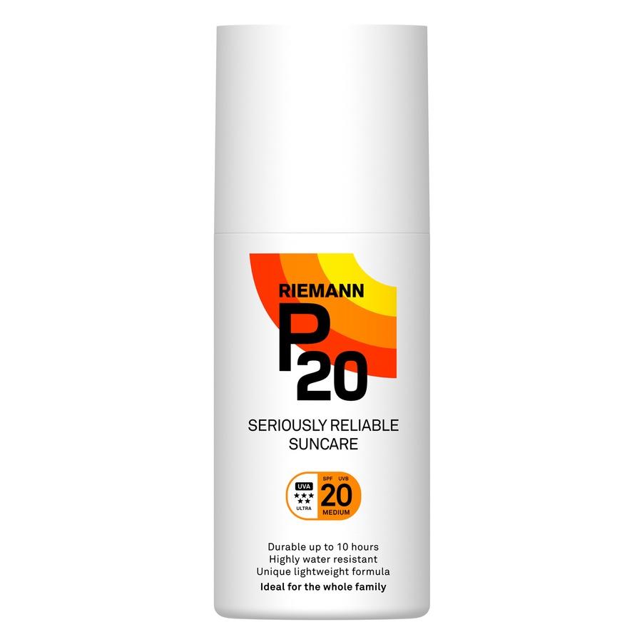 Riemann P20 Spray SPF 20 200 ml (Pump spray)
