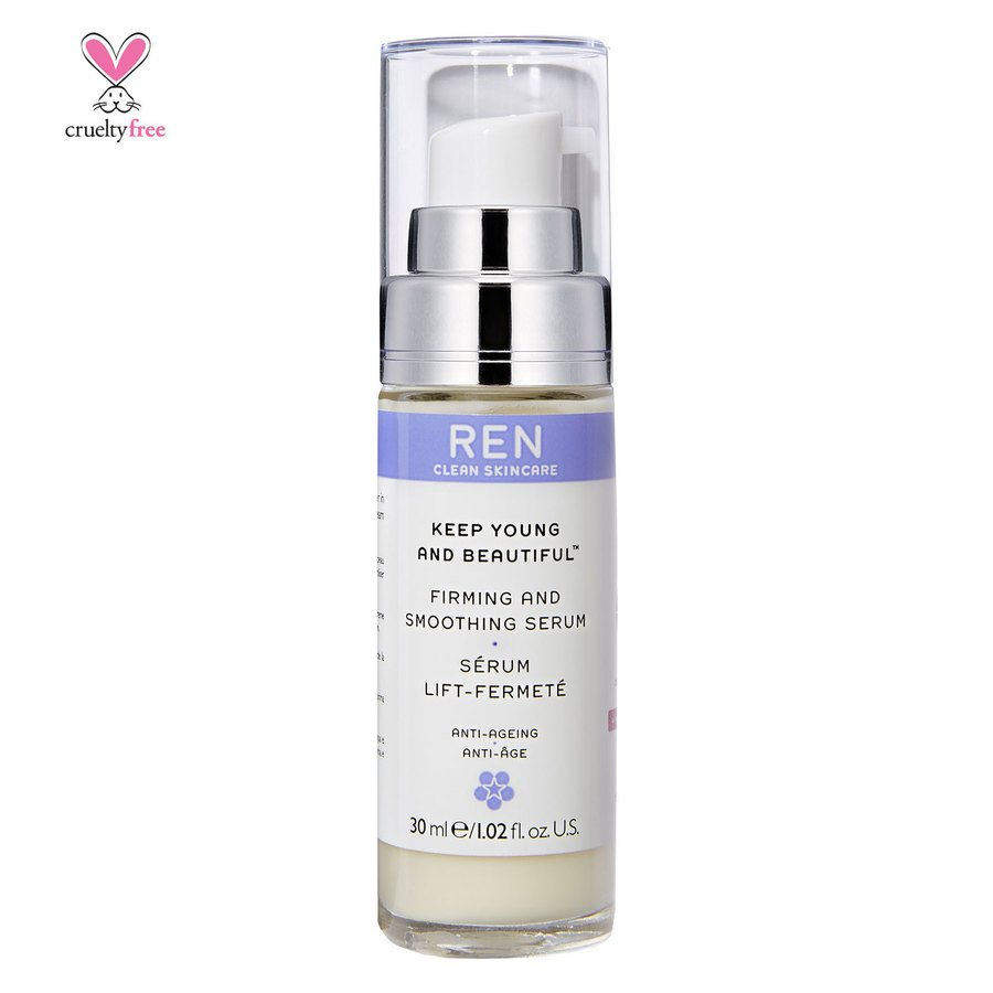 REN Clean Skincare Keep Young and Beautiful Firming and Smoothing Serum 30 ml