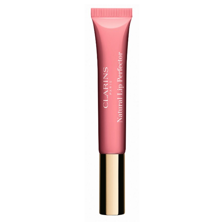 Clarins Instant Light Natural Lip Perfector 12 ml - #01 Rose Shimmer