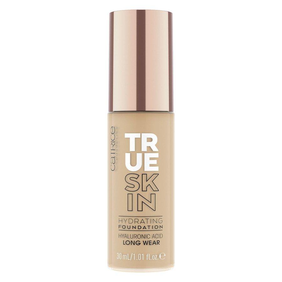 Catrice True Skin Hydrating Foundation 30 ml – Warm Olive 039