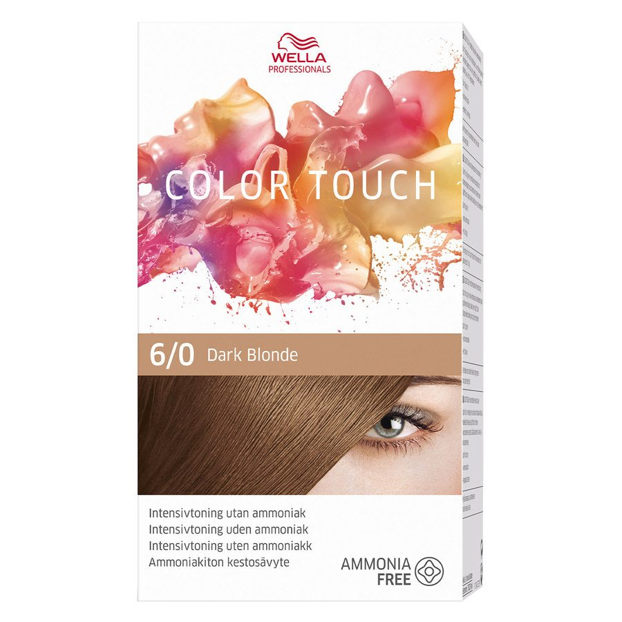 Wella Professionals Color Touch 6/0 Dark Blonde