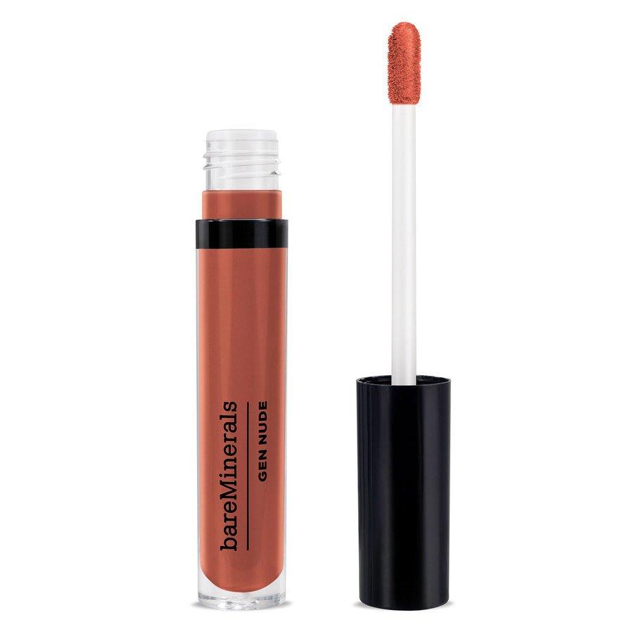 bareMinerals Gen Nude Patent Lip Lacquer 3,7 ml - Perf