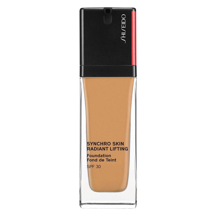 Shiseido Synchro Skin Radiant Lifting Foundation SPF 30 30 ml – 360 Citrine
