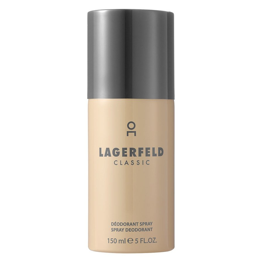 Karl Lagerfeld Classic For Men Deodorant Spray 150 ml