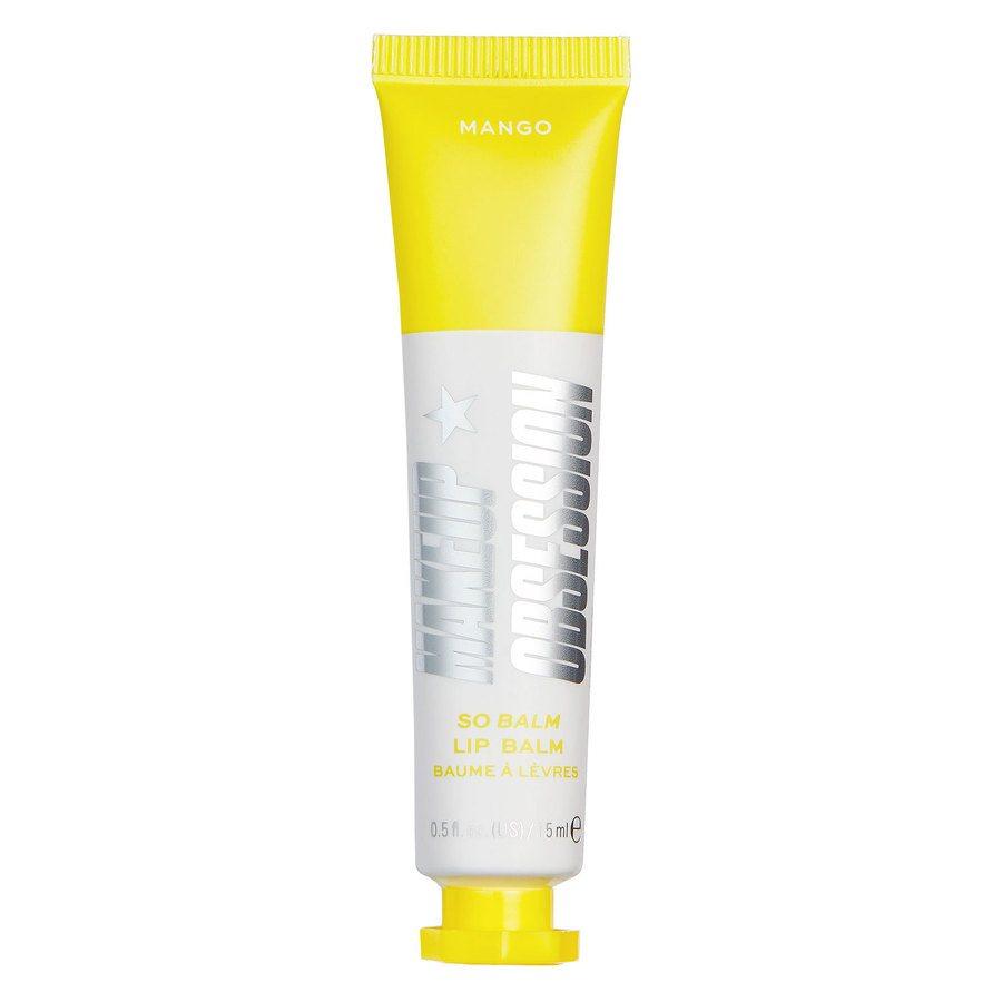 Makeup Obsession So Balm Lip Balm 15 ml ─ Mango 15 ml