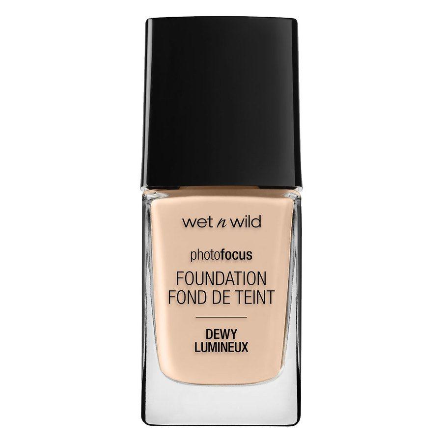 Wet'n Wild Photo Focus Dewy Foundation 28 ml ─ Soft Ivory