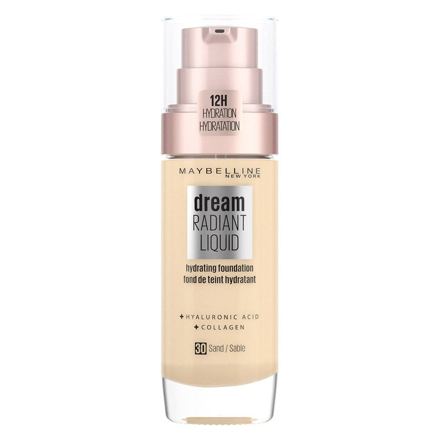 Maybelline Dream Radiant Liquid 030 Sand 30ml