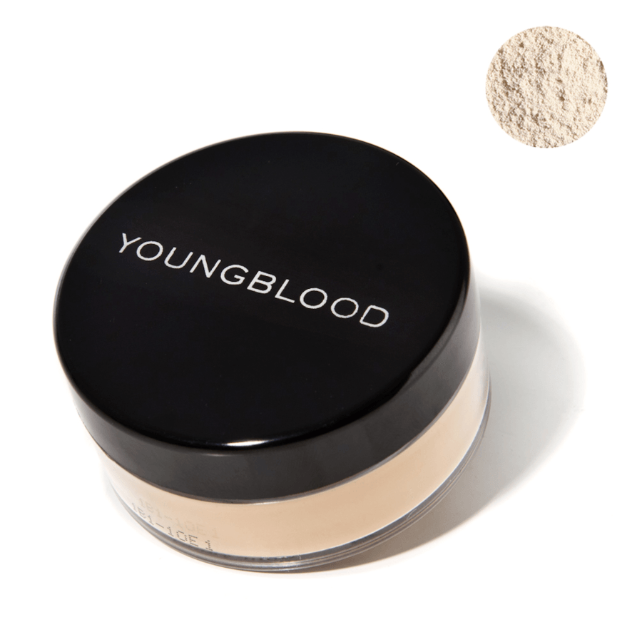 Youngblood Mineral Rice Setting Powder – Light 10g