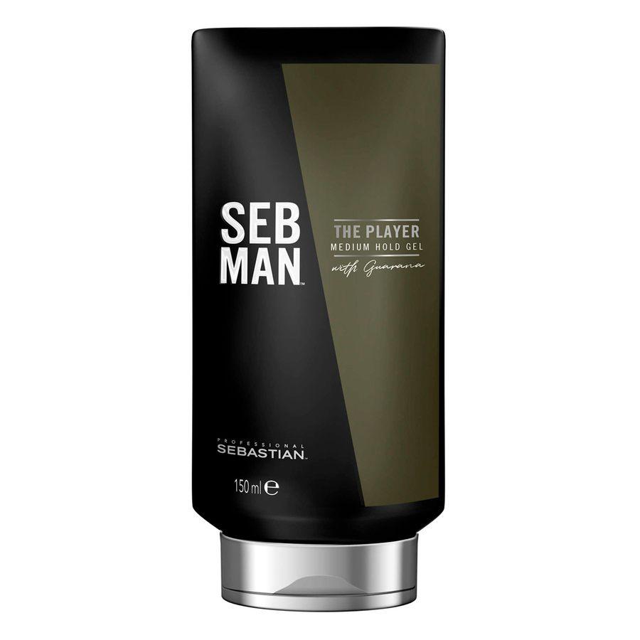 Seb Man The Player Medium Hold Gel 150 ml