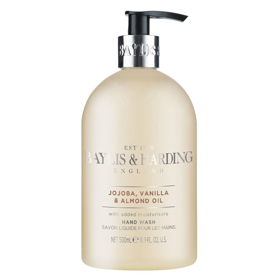 Baylis & Harding Jojoba, Vanilla & Almond Oil Hand Wash 500ml