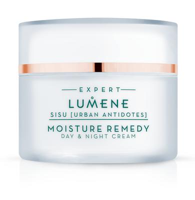 Lumene Nordic Detox SISU Moisture Remedy Day & Night Cream 50 ml