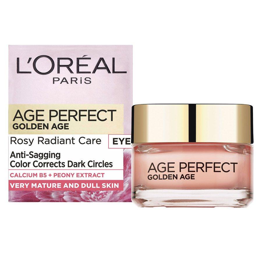 L'Oréal Paris Age Perfect Golden Age Rosy Eye Cream 15 ml