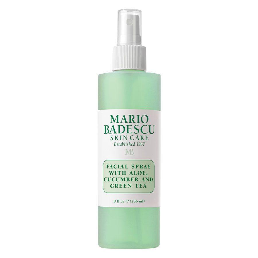 Mario Badescu Facial Spray W/ Aloe, Cucumber & Green Tea 236 ml