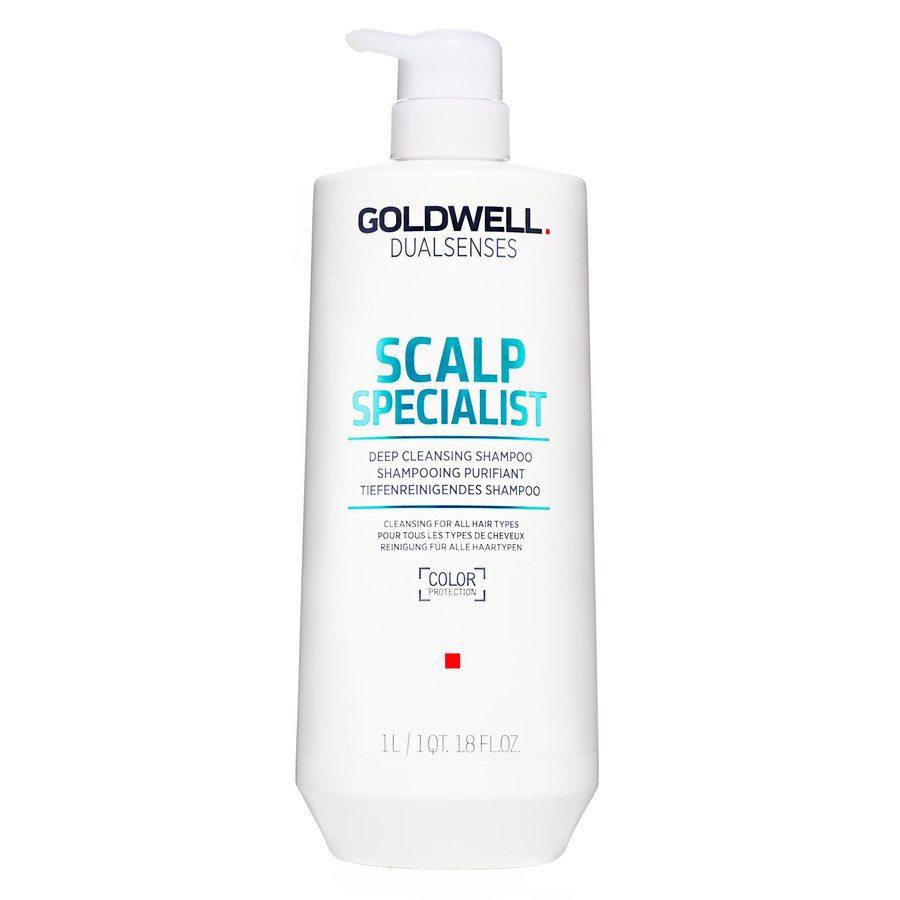 Goldwell Dualsenses Scalp Specialist Deep Cleansing Shampoo 1 000 ml