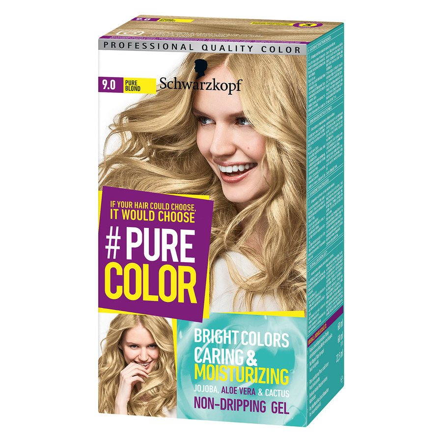 Schwarzkopf Pure Color 142 g ─ 9.0 Pure Blond
