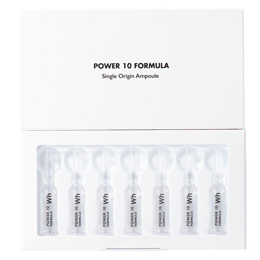 It'S Skin Power 10 Formula WH Single Origin Ampoule 7 x 1,7 ml