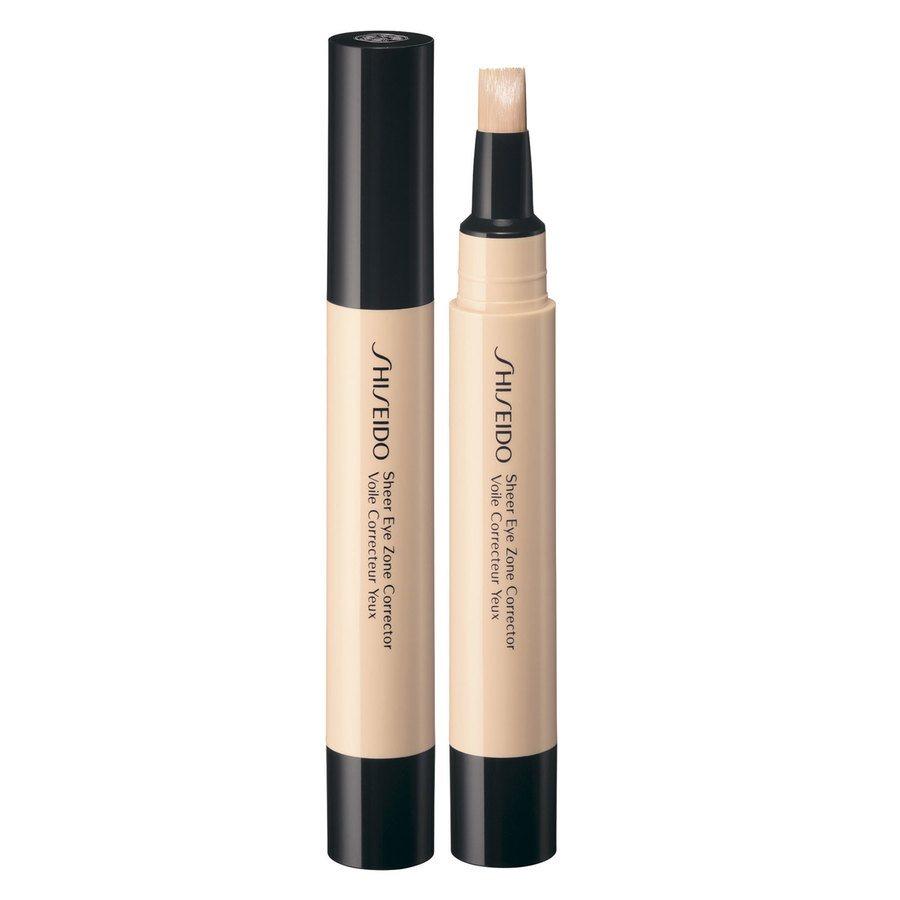 Shiseido Sheer Eye Zone Corrector 3,8 ml – 101 Very Light
