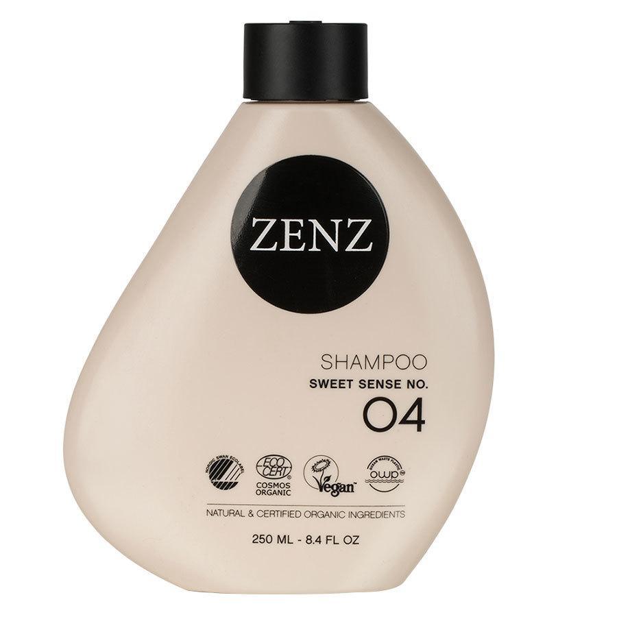 Zenz Organic Shampoo Sweet Sense No.04 250 ml