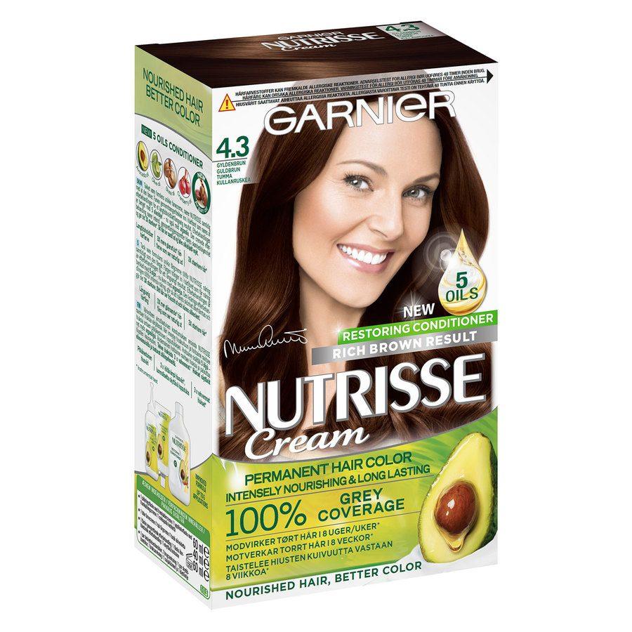 Garnier Nutrisse Cream 4.3
