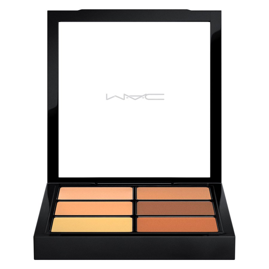 MAC Cosmetics Studio Fix Conceal And Correct Palette Medium Deep 6g