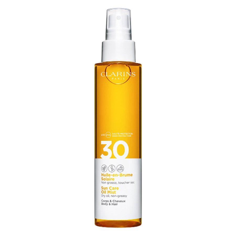 Clarins Sun Care Body Oil Mist SPF 30 150 ml