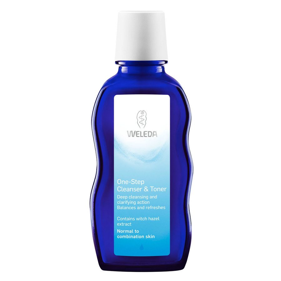 Weleda One-Step Cleanser & Toner 100 ml