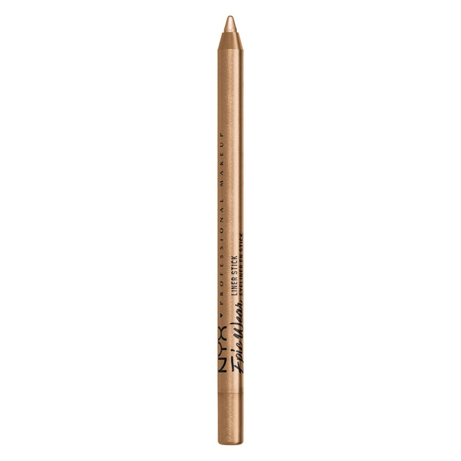 NYX Professional Makeup Epic Wear Liner Sticks 1,21 g – Gold Plated