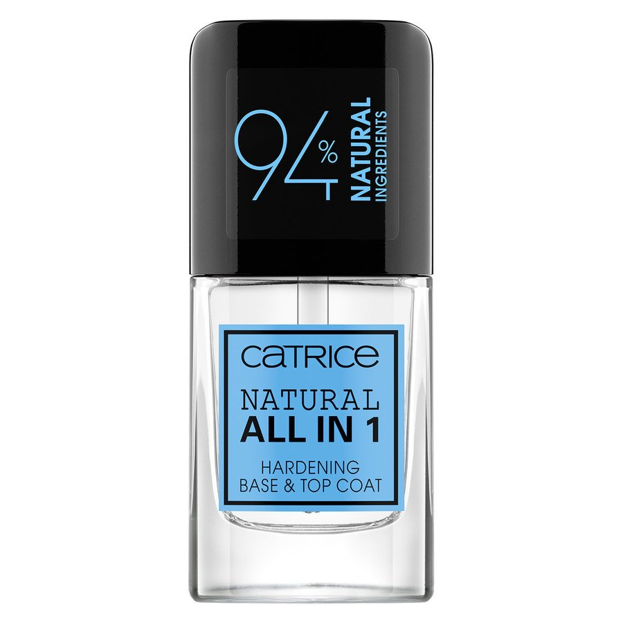 Catrice Natural All In 1 Hardening Base & Top Coat 10,5 ml
