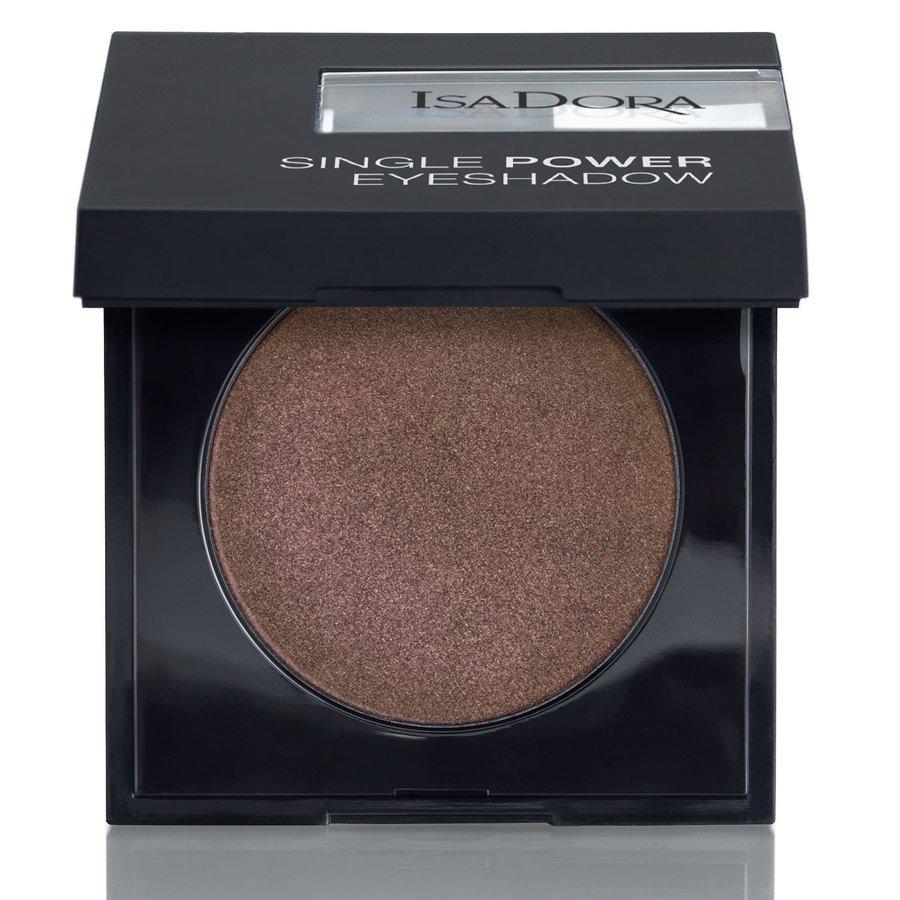 IsaDora Single Power Eyeshadow 2,2 g ─ 12 Taupe Metal