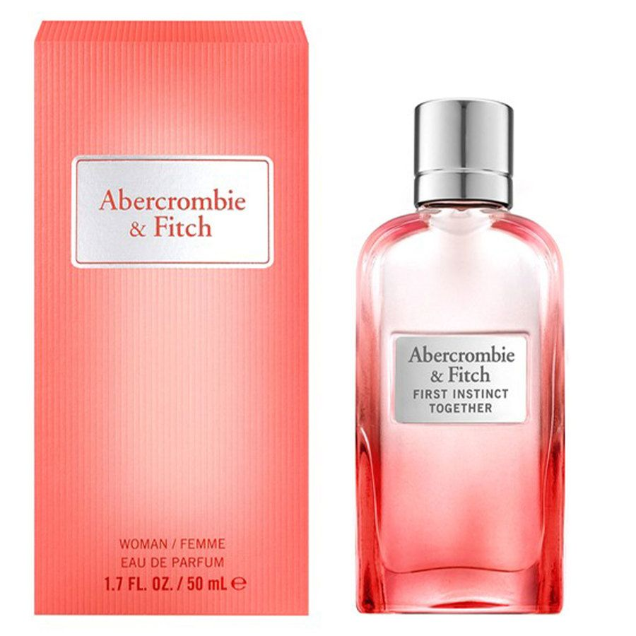Abercrombie & Fitch First Instinct Together Woman Eau De Parfum 50 ml