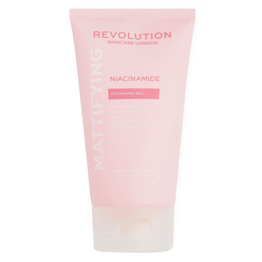 Revolution Skincare Niacinamide Mattifying Cleansing Gel 150 ml
