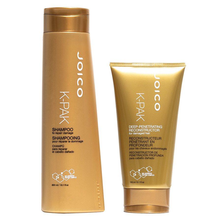 Joico K-Pak Shampoo & K-Pak Deep-Penetrating Reconstructor