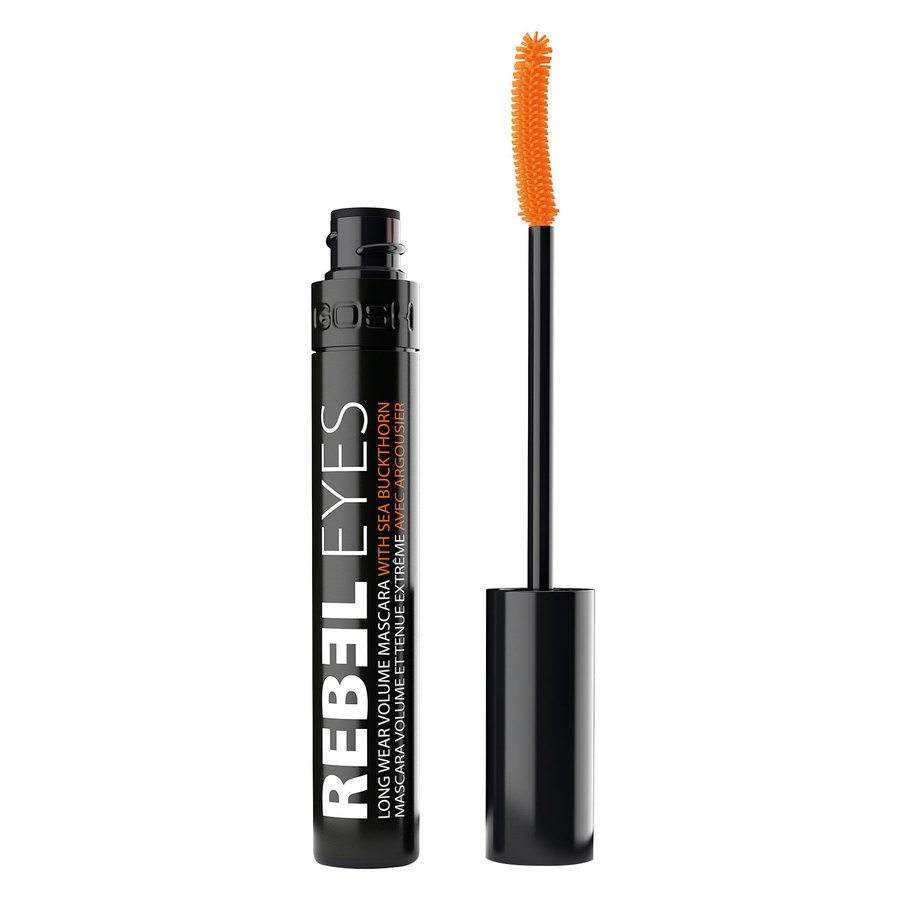 GOSH Rebel Eyes Mascara 9 ml ─ #001 Black