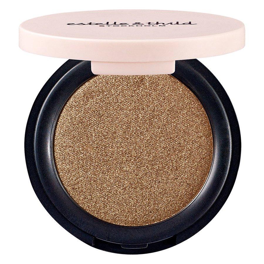 Estelle & Thild BioMineral Silky Eyeshadow 3 g ─Sparkling Caramel