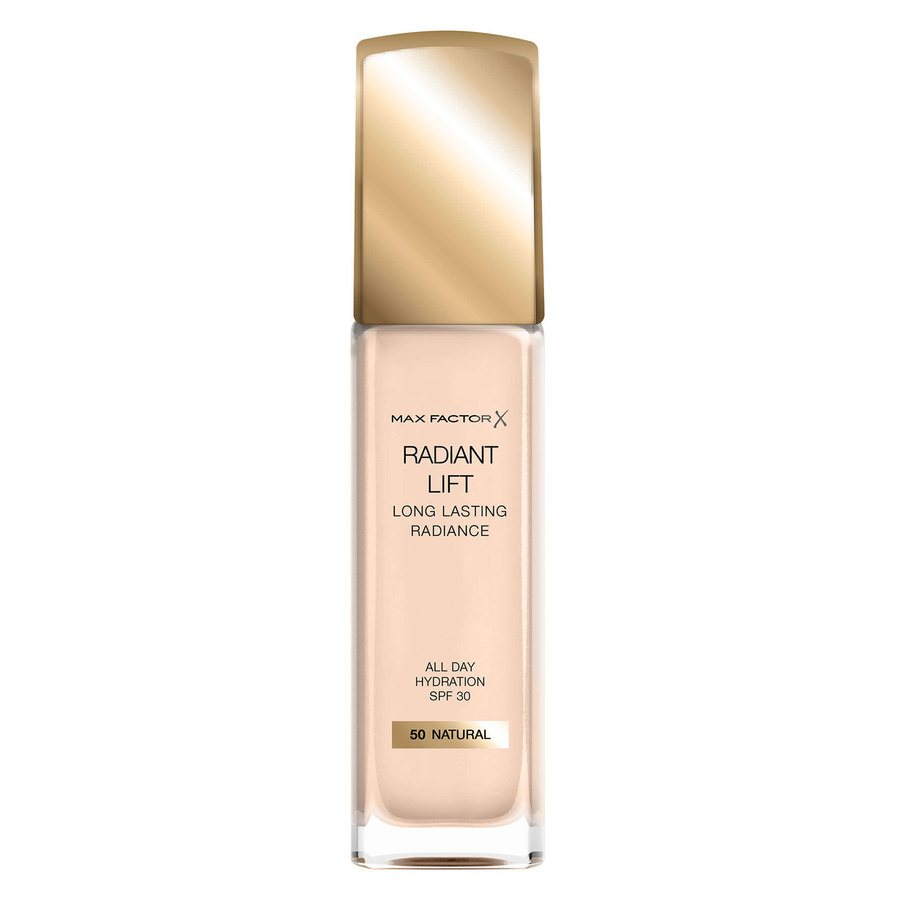 Max Factor Radiant Lift Foundation 30 ml - #50 Natural