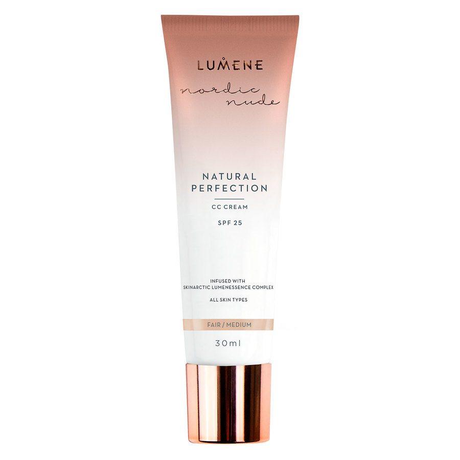 Lumene Nordic Nude Natural Perfection CC Cream 30 ml – Fair/Medium