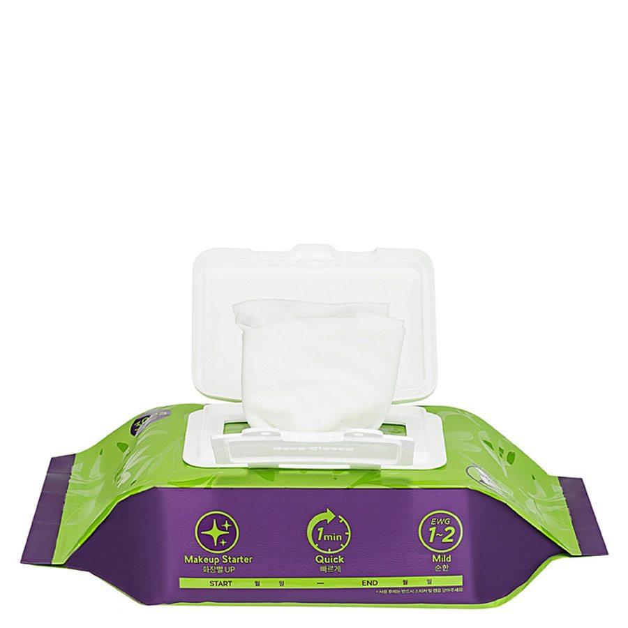 Holika Holika Pure Essence Morning Mask Pack 30 pcs ─ Green Tea