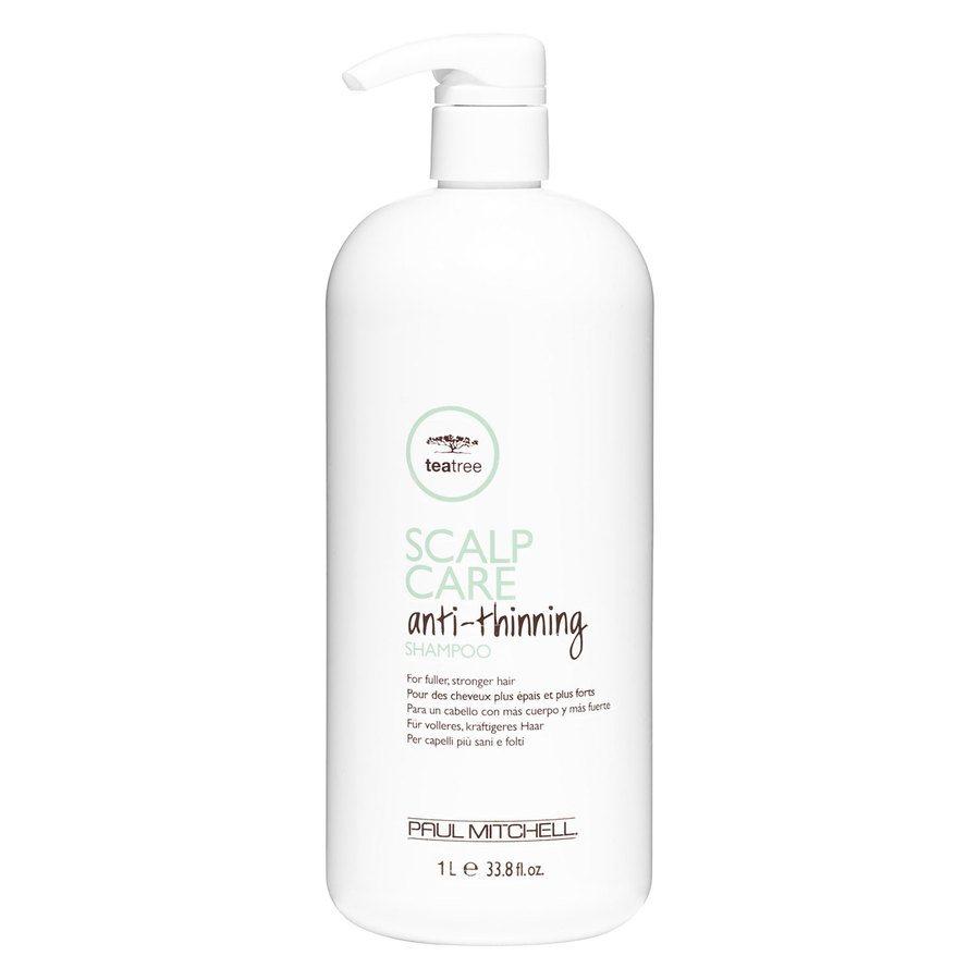 Paul Mitchell Tea Tree Anti-Thinning Shampoo 1 000 ml