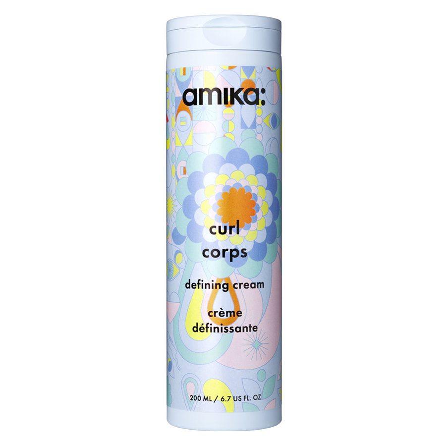 Amika Curl Corps Defining Cream 200 ml