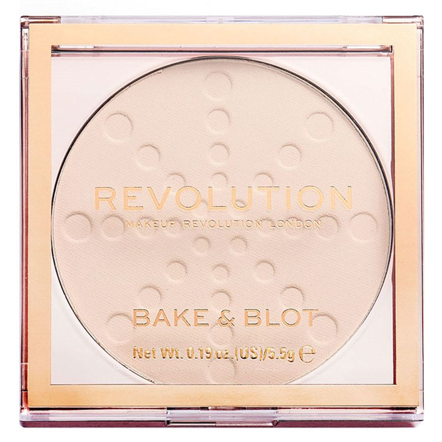 Makeup Revolution Bake And Blot 5,5 g - Translucent