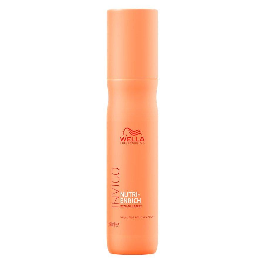 Wella Professionals Invigo Nutri-Enrich Antistatic Spray 150 ml