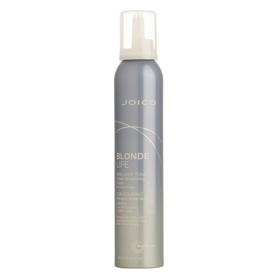 Joico Blonde Life Brilliant Violet Smoothing Foam 200 ml