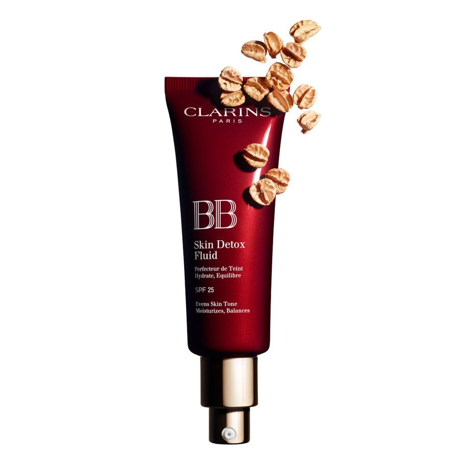 Clarins BB Skin Detox Fluid SPF25 #00 Fair 45ml