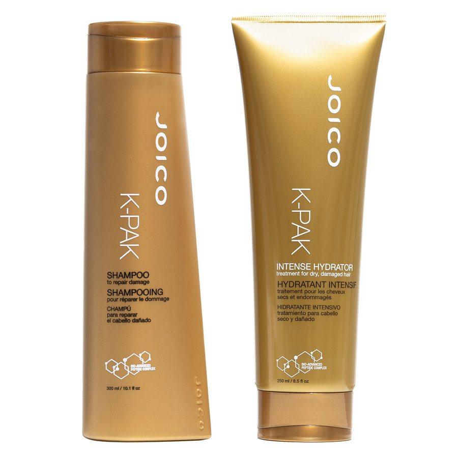 Joico K-Pak Shampoo & K-Pak Intense Hydrator